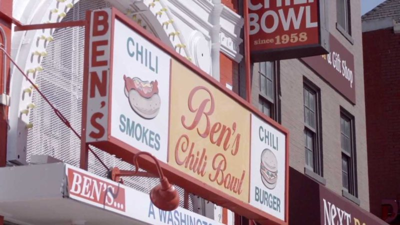 """Ben's Chili Bowl"" - DC Health Link"