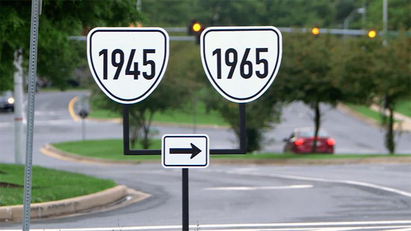 """1945 to 1965"" - CDC"