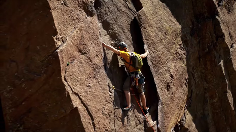"""Rock Climbing Video"" - Noble Energy"